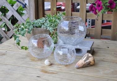 冰裂玻璃球  BL80